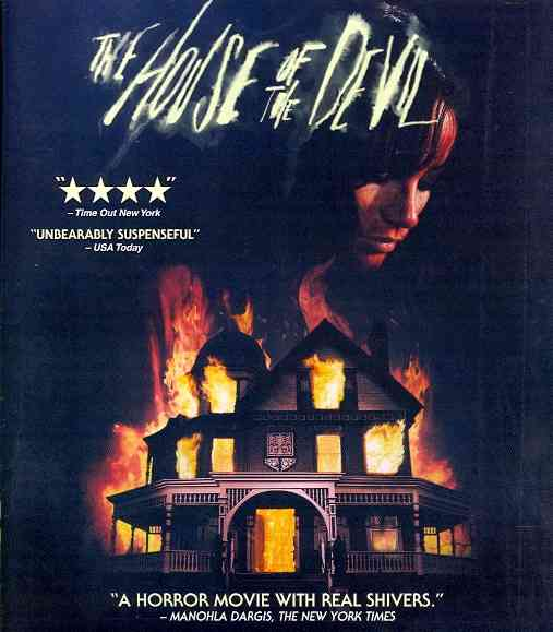 HOUSE OF THE DEVIL BY DONAHUE,JOCELIN (Blu-Ray)