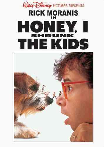 HONEY I SHRUNK THE KIDS BY MORANIS,RICK (DVD)