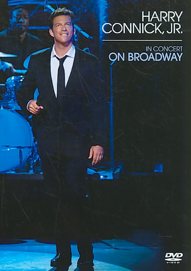 IN CONCERT ON BROADWAY BY CONNICK,HARRY JR. (DVD)